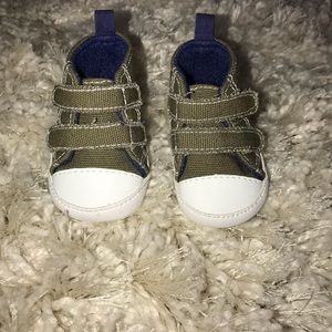 Other - Baby boy green monster shoes
